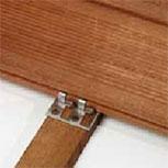 accessori per parquet esterno